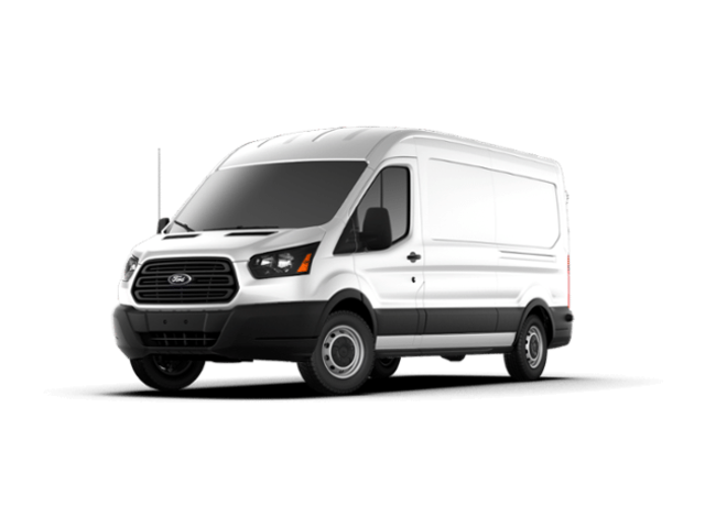2018 Ford Transit-350 w/Sliding Pass-Side Cargo Door Van Medium Roof Cargo Van